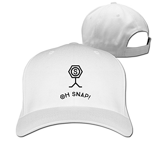 (Oh Snap Photography Freestyle Travel Hats Cap For Mens/Womens)
