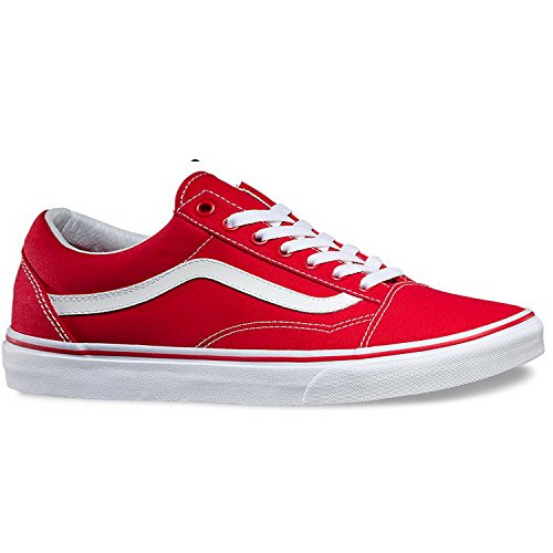 Buy vulcanized red vans