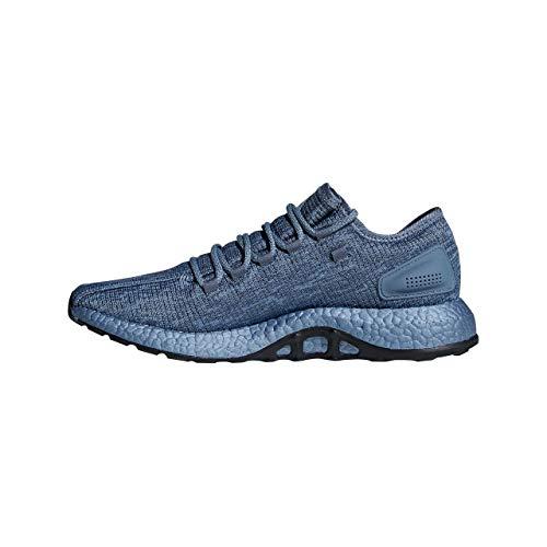 Adidas De Fonc Brut acier Chaussures S18 Homme Pureboost Course Pour Clair Gris vrEqr