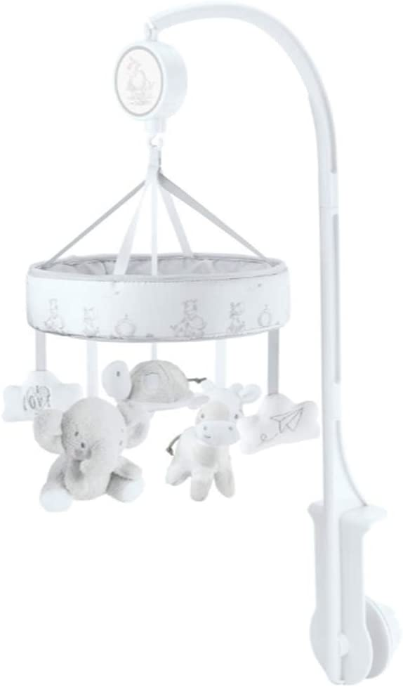 Mothercare My First Mobile Grey and