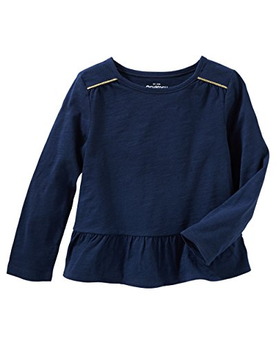 OshKosh BGosh Girls Kids Long Sleeve Knit Tunic