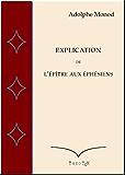 Explication de l'Epître aux Ephésiens