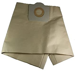 10 sacs d'aspirateur Parkside PNTS 1500, 1500 A1 (RPP4)