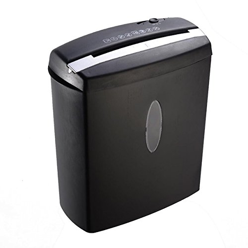 10 Sheets Paper Shredder With Large Basket Cross-Cut Shred Credit Card Staples Home Office Use Solid Construction Overheat - Macys Nyc Locations