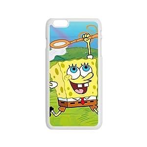 Lovely SpongeBob Cell Phone Case for Iphone 6