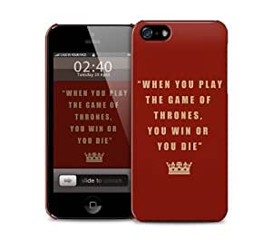 when you play got iPhone 5 / 5S protective case