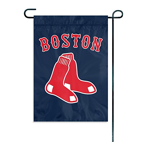 Party Animal MLB Boston Red Sox Garden Flag