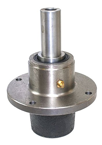 N2 251-7397 Spindle Assembly Cast Iron 46631 461663 heavy duty bearings
