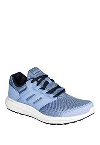 finest selection bf96e eb41d Adidas Galaxy 4 Tenis para Mujer Azul Talla 24