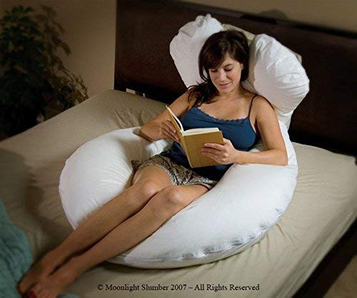 Comfort-U Total Body Pregnancy Support Pillow (Full Size)