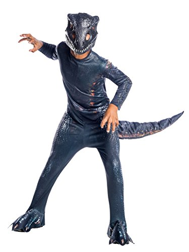 Rubie's Costume Co Unisex-Children Child's Indoraptor Costume -