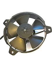 "SPAL 30103011 5.2"" Puller Fan 12 VOLT High Performance Straight Blade 342 cfm"
