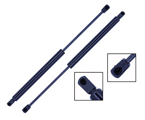 2 Pieces (SET) Tuff Support Rear Gate Lift Supports 1986 To 1995 Mercury Sable / 1986 To 1995 Ford Taurus Station (1995 Mercury Sable Station Wagon)