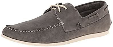 Madden Men's M-Gameon Boat Shoe,Grey,7 M US