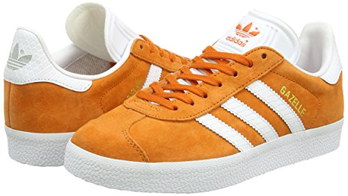 Adidas Orange Orange De W Gazele Chaussures Running Femme orange OwOzS8xn