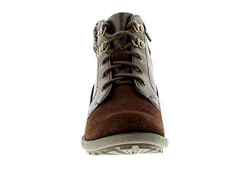 Spirit Brown Earth Boots Mobile Ankle adqw6zAq