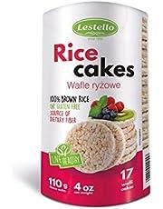 Lestello Rice Cakes, 110g - Pack of 1