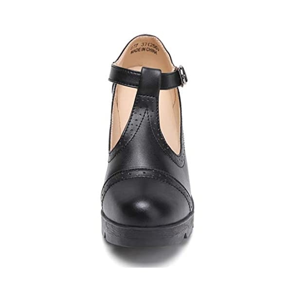 T-Strap Dress Shoes