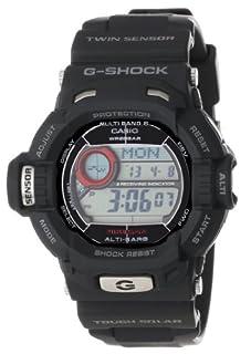 Casio Men's GW9200-1 G-Shock Riseman Alti-Therm Solar Atomic Watch (B001A62M04)   Amazon price tracker / tracking, Amazon price history charts, Amazon price watches, Amazon price drop alerts