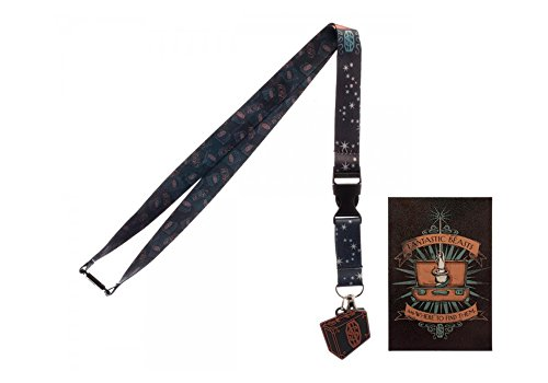 Universal Lanyard (Fantastic Beasts and Where to Find Them Newt Lanyard)