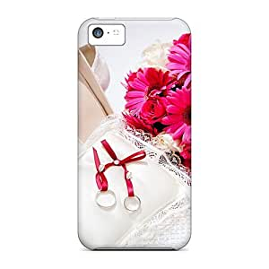 New Arrival Case Cover With JTsAraV6536TPLqI Design For Iphone 5c- Wedding Time