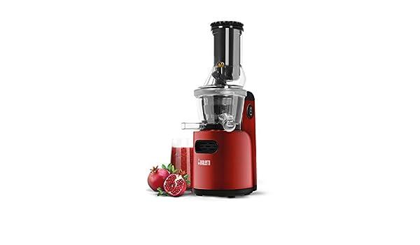 Bialetti - Extractor de zumo, color rojo: Amazon.es: Hogar