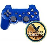 Virtual Zone Control Inalámbrico Compatible con Playstation 3 - con Cable de Carga (Azul)