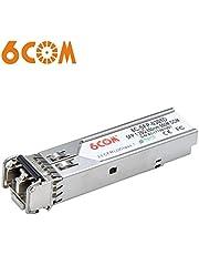 6COM para D-LINK DEM-311GT Gigabit SFP Transceiver,1.25Gbps, MMF, 850nm, 550m