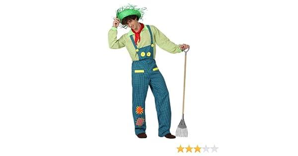 Atosa- Disfraz granjero, M-L (15638): Amazon.es: Juguetes y juegos