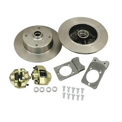 EMPI 22-2983-0 VW Ball Joint Style Bolt-On Disc Brake Kit, ()