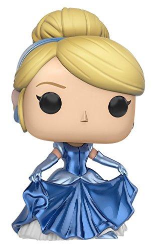 Funko POP Disney: Cinderella Shimmering Dress Toy Figure (Amazon Exclusive)