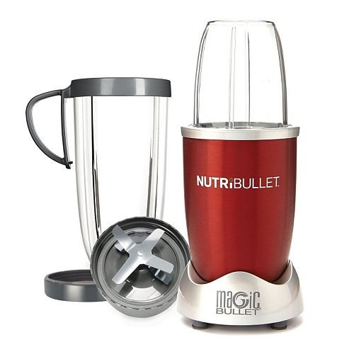 nutribullet red blender - 6