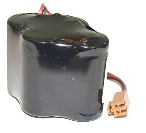 6V 2400MAH BR-2/3AGCT4A Li-ion High Efficiency Battery with Plug by TITAN USA