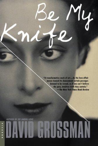 Be My Knife: A Novel pdf
