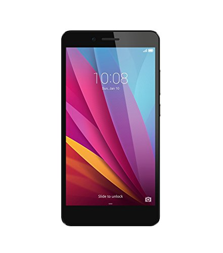 41dtP5g7tJL - Honor 5X  Unlocked Smartphone, 16GB Dark Grey (US Warranty)