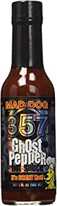 "Mad Dog 357 ""Ghost Pepper"" Hot Sauce"