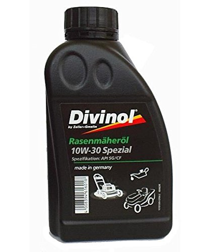 Divinol 10W-30 - Aceite para cortacésped (0,6 L): Amazon.es ...
