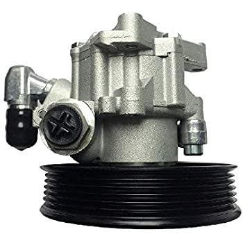 2000-2003 ML55 AMG 5.5 DRIVESTAR 21-5294 Power Steering Pump for Mercedes Benz 1998-2003 ML320 3.2 Powersteering Pump with Pulley 2002-2003 ML500 5.0 1999-2001 ML430 4.3 2002-2003 ML55 AMG 5.4