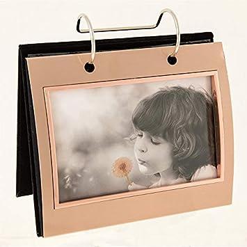 Amazoncom Shudehill Photo Frame Rose Gold Colour Free Standing