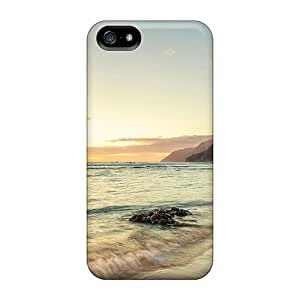 New Fashionable Charming YaYa Cover Case Specially Made For Iphone 5/5s(jesus Christ The Lord)