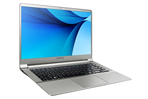 "Samsung NP900X5L-K02US Notebook 9 15"" Laptop (Iron Silver)"