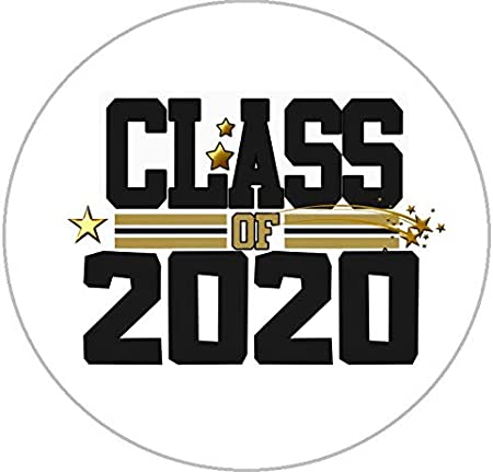 Uniquedesignz School Leavers 2020 Class of 2020 70 Labels favour party bags Sweet cones Non Personalised (00104): Amazon.co.uk: Toys & Games
