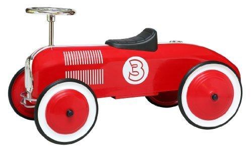Morgan Cycle Stripe On Red Racer by Foot to Floor Childs Ride On Car, Red by Morgan Cycle [並行輸入品] B00U204H2K, 創作洋菓子のロイヤル:fbf52a6c --- cgt-tbc.fr