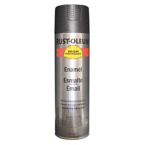 Performance High System V2100 (Rust-Oleum - High Performance V2100 System Enamel Aerosols 838 Semi-Gloss Black Finish: 647-V2177838-838 semi-gloss black finish [Set of 6])