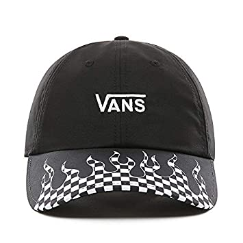 Vans Court Side Printed Hat -Fall 2018-(VN0A34GRUOM1) - Black Checker 5ab0768c8e7