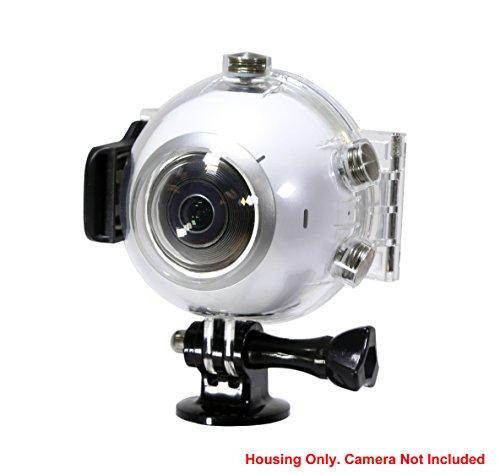 - Underwater Housing Case for Samsung Gear 360 Camera (2016 V1 only) - NOT 2017 Version