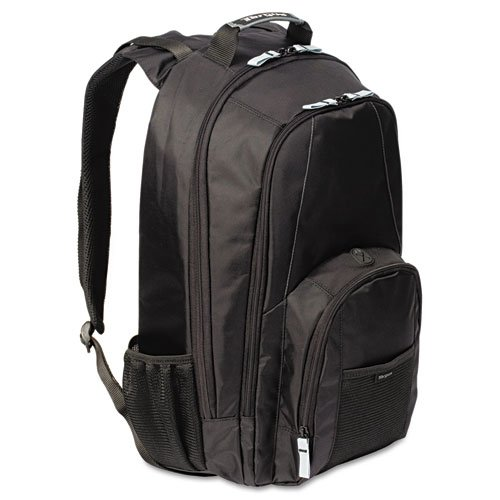 TRGCVR617 - Targus Groove CVR617 Carrying Case (Backpack) for 17 Notebook, Pen, Bottle, Books, Accessories - Black