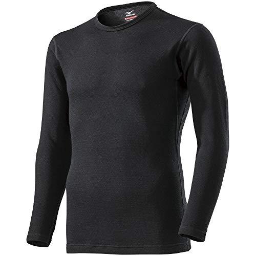 ミズノ アンダーウェア ブレスサーモEXプラス クルーネック長袖シャツの商品画像