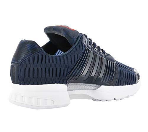 1 Scarpe bianco Climacool blu Formato Blu Adidas 40 qPwqrfB