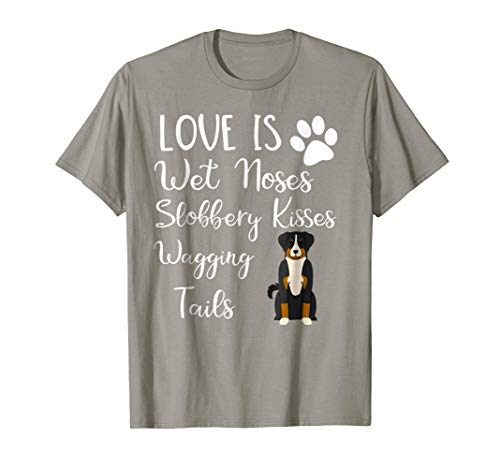 Greater Swiss Mountain Dog Shirt for Dog Lovers Mt Dog